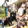 Immagini vendemmia del Vino del Sorriso